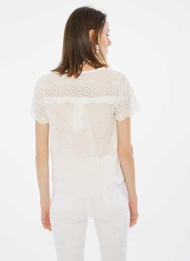 Loves You Gömlek Beyaz